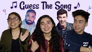 Guess the Song Challenge🎵