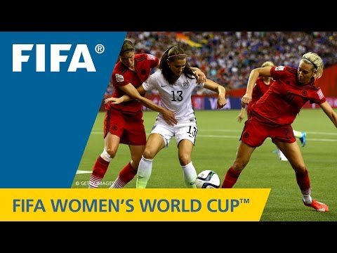 watch HIGHLIGHTS: USA v. Germany - FIFA Women's World Cup 2015
