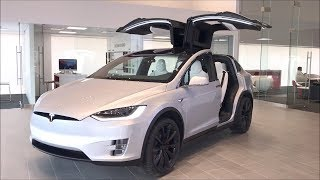 Tesla Model X P100D 2018   Real-life review