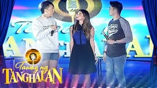 Drama sa Tanghalan: The girl in Vhong's dream
