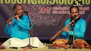 Hindhustani + Karnatic flute music Performance