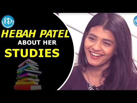 Xxx Mp4 Actress Hebah Patel About Her Studies Talking Movies With IDream 3gp Sex