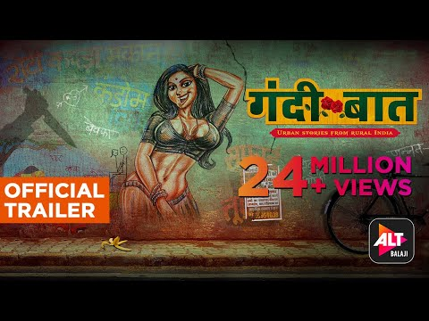 Xxx Mp4 Gandii Baat Official Trailer Web Series ALTBalaji Streaming Now 3gp Sex