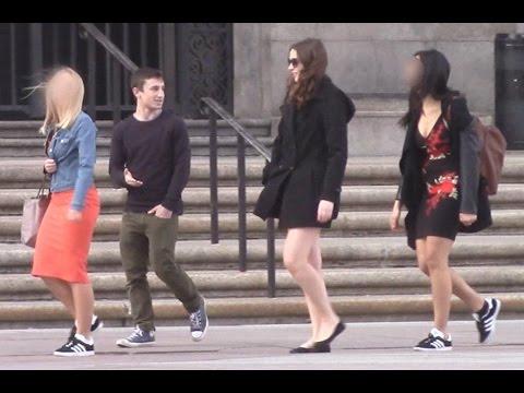 Can Short Guys Talk To Tall Girls?