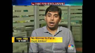 CNBC-TV18 Exclusive: InMobi Puts Up A Brave Face