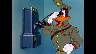 Looney Tunes Daffy The Commando 1943 High Quality HD