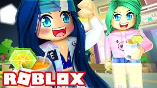 GOING TO A ROBLOX PARADISE! OUR DREAMS COME TRUE!!