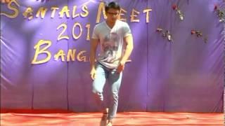 FOK FOK FOK POWER TILLER / SANTHALI DANCE PERFORMANCE / BANGALORE SANTALS MEET 2017