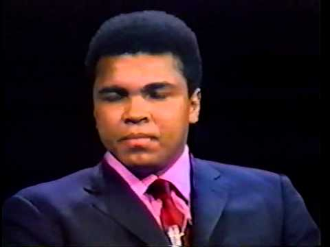 Firing Line William F. Buckley Muhammad Ali and The Negro Movement