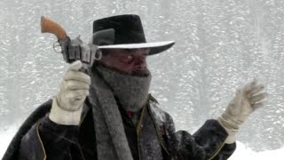 The Hateful 8 - A Look Inside | official B-Roll (2016) Quentin Tarantino Samuel L. Jackson