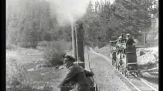 1829 Stephenson's Rocket steam locomotive