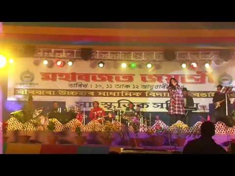 SANTA UZIR | TUMI MUR XOPUN | LIVE COVER BY BHUPALI