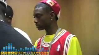 Day In The Life Of Soulja Boy Part 4- Elevator, e40, & v103