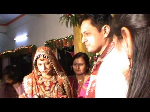 Amitesh and Purnima ,wedding 1dec2009