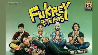Fukrey Returns Official Movie Trailer   Richa Chadha   Pulkit Samrat   Ali Fazal   Upcoming Movie