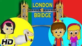 Mary Had A Little Lamb (HD) Plus More Nursery Rhymes Collection   Shemaroo Kids
