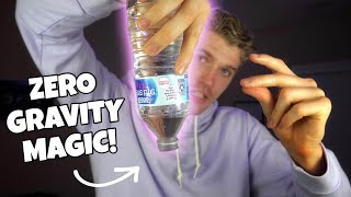 5 AMAZING TRICKS you can do with a WATER BOTTLE!! // TUTORIAL