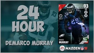 MUT 16 | 24 Hour Demarco Murray Pack Opening - Variety Packs! X-Factor, Legends, RTTP Pack Opening