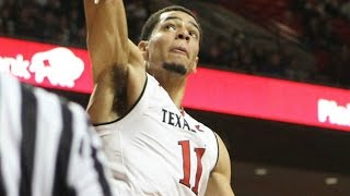 Download Texas Tech's Zach Smith Puts Everything Into Alley-Oop Slam | CampusInsiders 3Gp Mp4