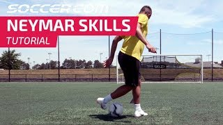 Neymar Jr. FIFA World Cup Skill Tutorial