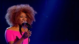 Sasha Simone performs 'XO' / 'Royals' - The Voice UK 2015: Blind Auditions 2 - BBC One