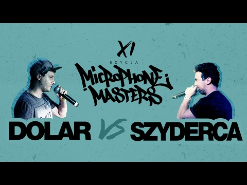bitwa DOLAR vs SZYDERCA # Microphone Masters XI # freestyle battle
