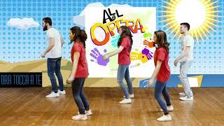 ALLOPERA, ORA TOCCA A TE - Inno 1 dell'Oratorio estivo 2018 AllOpera