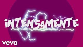 DJ PV - Intensamente (Lyric Video) ft. Preto no Branco