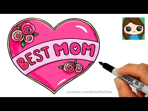 Xxx Mp4 How To Draw Best Mom Bubble Letters And Heart 3gp Sex