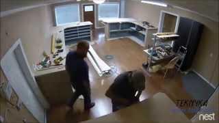 Computer Repair Shop Construction