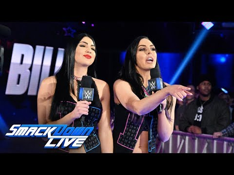 Xxx Mp4 The IIconics Interrupt Becky Lynch And Asuka SmackDown LIVE Jan 15 2019 3gp Sex