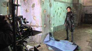 Resident Evil: Retribution (2012) - Behind The Scenes 4
