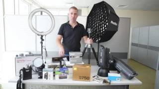 مقدمة قناة  youtube جديدة ل camtrail.com لبيع ادوات التصوير والفيديو