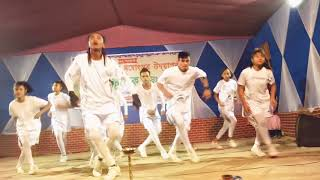 Mini tui kusum koilas song choreograph by Jayanta Rabha students of the Royal School of Dance Udalgu