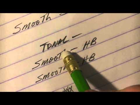 World's Best Pencil search | Palomino Prospector HB pencil