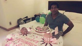 44 তম জন্মদিন অন্য ভাবে পালন করলেন মোশাররাফ করিম । Mosharraf Karim 44th Birthday