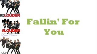 R5 - Fallin' For You (Lyrics)