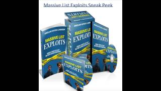 Massive List Exploits - Free Sneak Peek Download