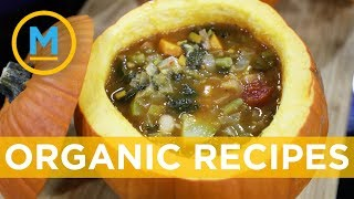 Hearty autumn recipes made from a sustainable organic farm | Your Morning