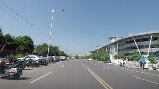 Driving In Chandigarh 4K - India