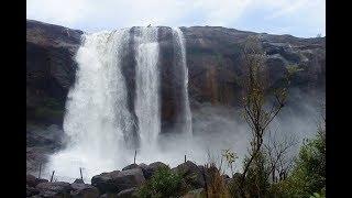 Kerala Dangerous waterfall  must watch , kerala, India