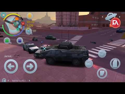 GangStar Vegas Phiên Bản Hoàn Hảo Của GTA 5 Trên Android ios