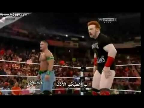 Xxx Mp4 John Cena Vs David Otonga Match Cena Amp Sheamus In Tag Team Rmvb 3gp Sex