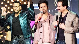 Varun Dhawan & Saif Ali Khan On Salman Khan