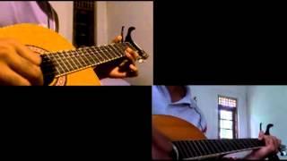 kadalle athi wu kirilli wage-guitar insturumental by vishwa gopallawa