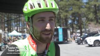 Talyor Phinney Team Cannondale Interview at Tour of California