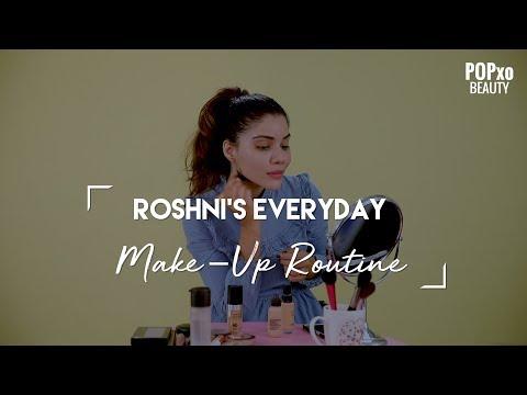 Roshni's Everyday Make-Up Routine - POPxo Beauty