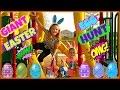 GIANT EASTER EGG HUNT Surprise Toys My Little Pony Shopkins Easter Surprise Eggs Marvel