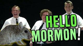 HELLO MORMON! Rat Simulator gameplay - silly new stealth Neighbor-like game!