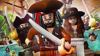 LEGO Pirates of the Caribbean Opening Scene